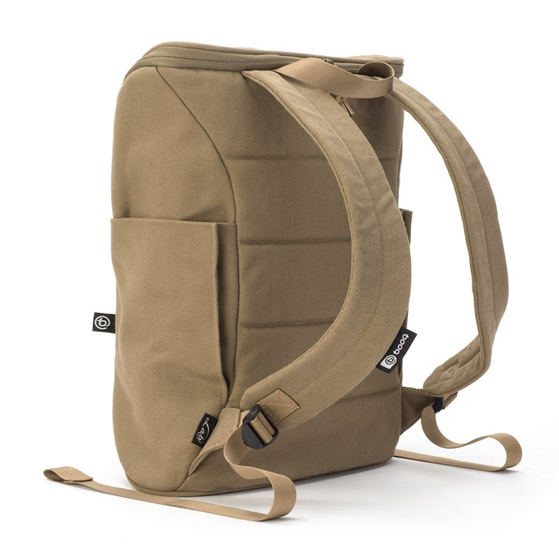 Booq Daypack 15,6 inch Laptop Rugzak Clay-Canvas 04