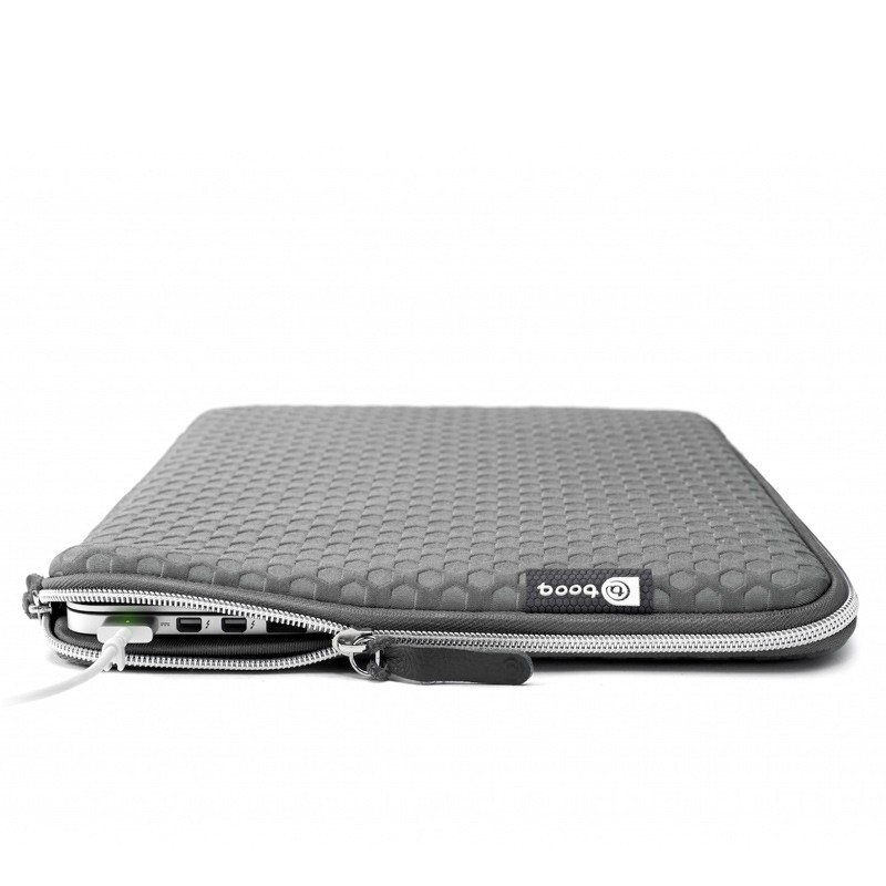 Booq - Taipan Spacesuit MacBook Pro 13 inch 2016 Grey 04