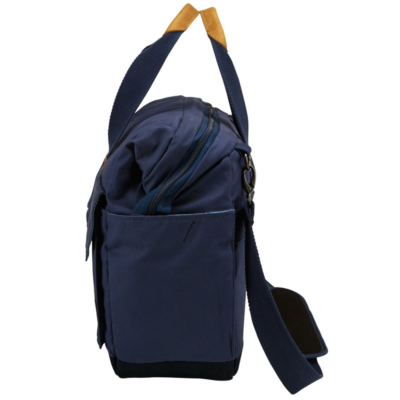Case Logic LoDo Satchel 15 inch Dress Blue - 4