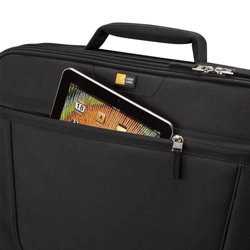 "Case Logic VNCi-217 17,3"" Laptoptas Black - 9"