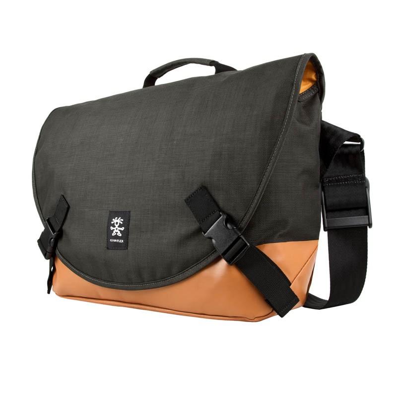 Crumpler Private Surprise Laptop L Charcoal/Orange - 4