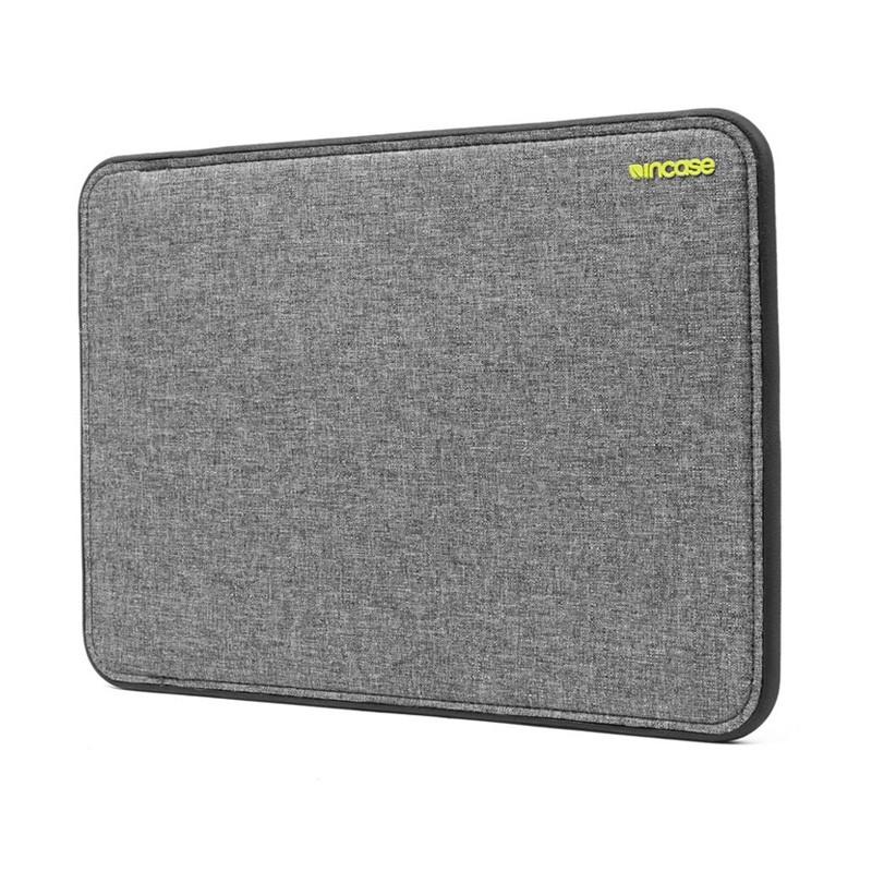 Incase ICON Sleeve Macbook 12 inch Heather Gray - 1