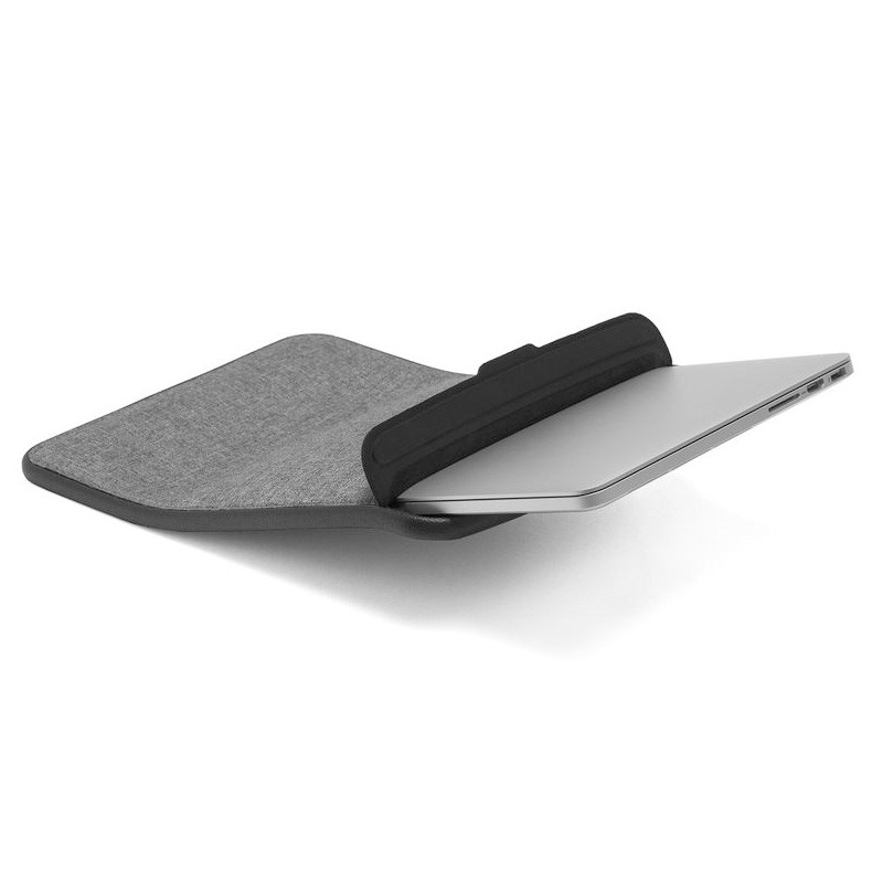 Incase ICON Sleeve Macbook Pro 15 inch Retina Heather Gray - 3