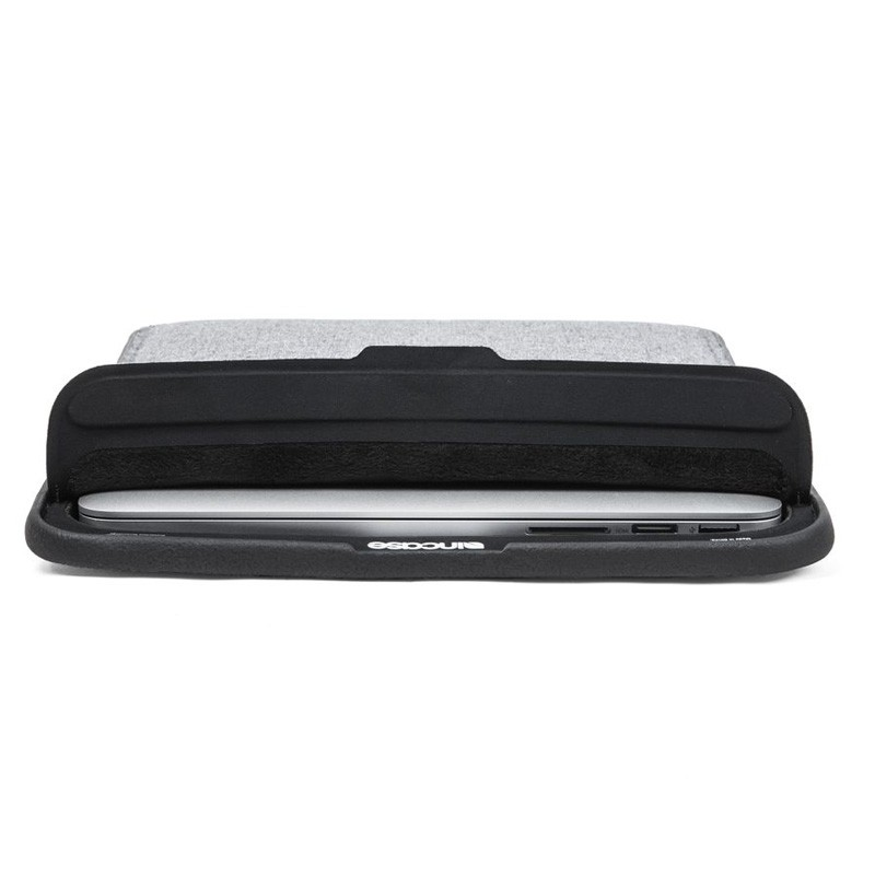Incase ICON Sleeve Macbook Pro 15 inch Retina Heather Gray - 4