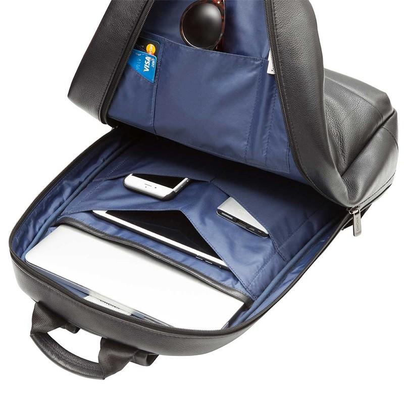 Knomo - Barbican Albion 15 inch Laptop Rugzak Black 07