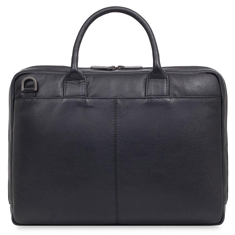 Knomo - Barbican Foster 14 inch Laptoptas Black 07