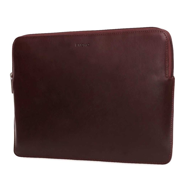 Knomo - Barbican Sleeve 13 inch Brown 02