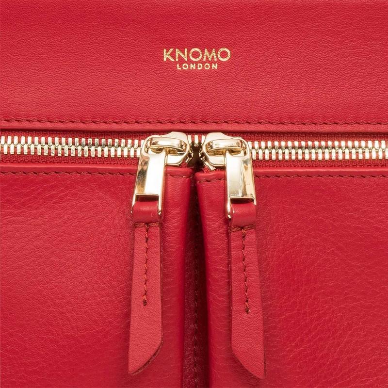 Knomo - Beaux 14 inch Laptop Rugzak Chilli 09