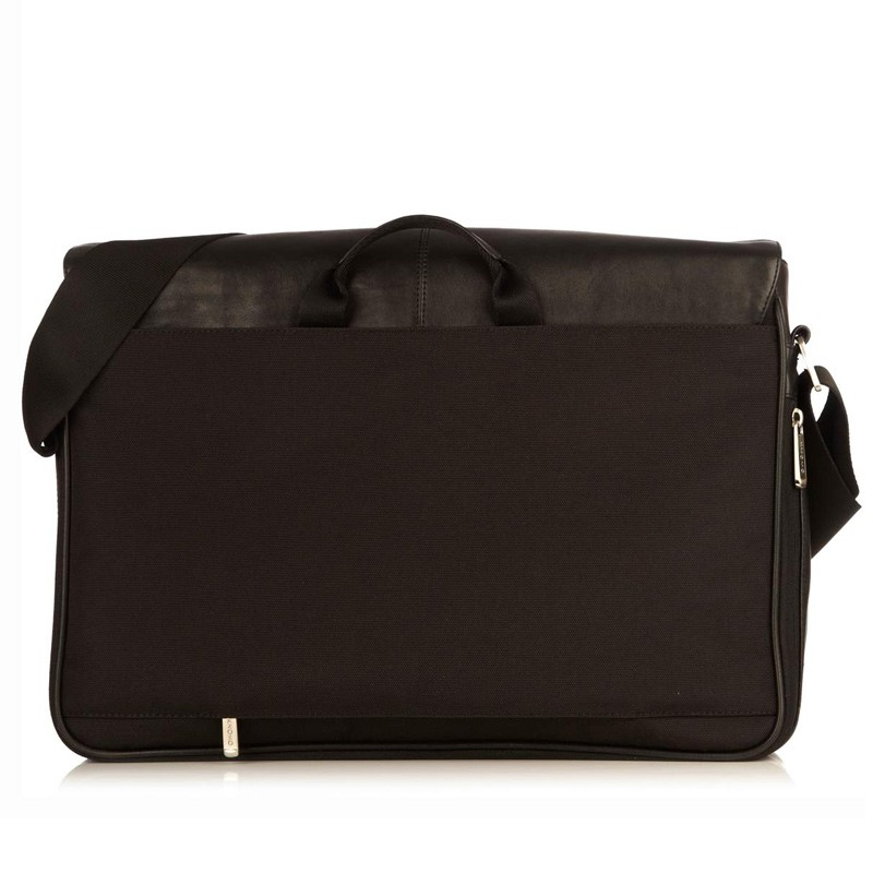 Knomo - Bungo 15,6 inch Laptop Messenger Black 07