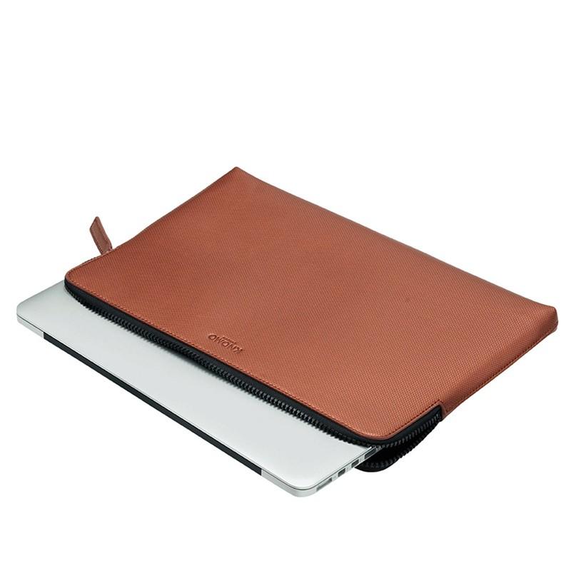 Knomo - Embossed Laptop Sleeve 15 inch MacBook Pro Copper 05