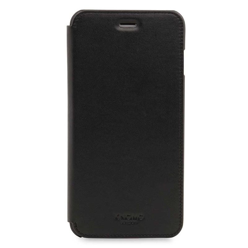 Knomo Leather Folio iPhone 7 Plus Black 01