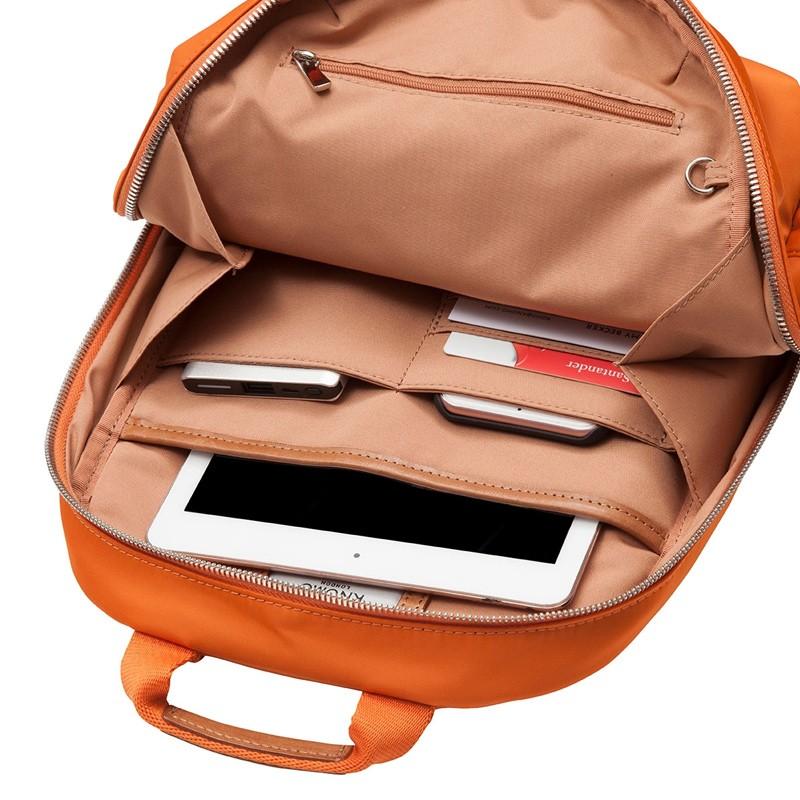 Knomo - Mini Beauchamp 10 inch Tablet Rugzak Papaya 05