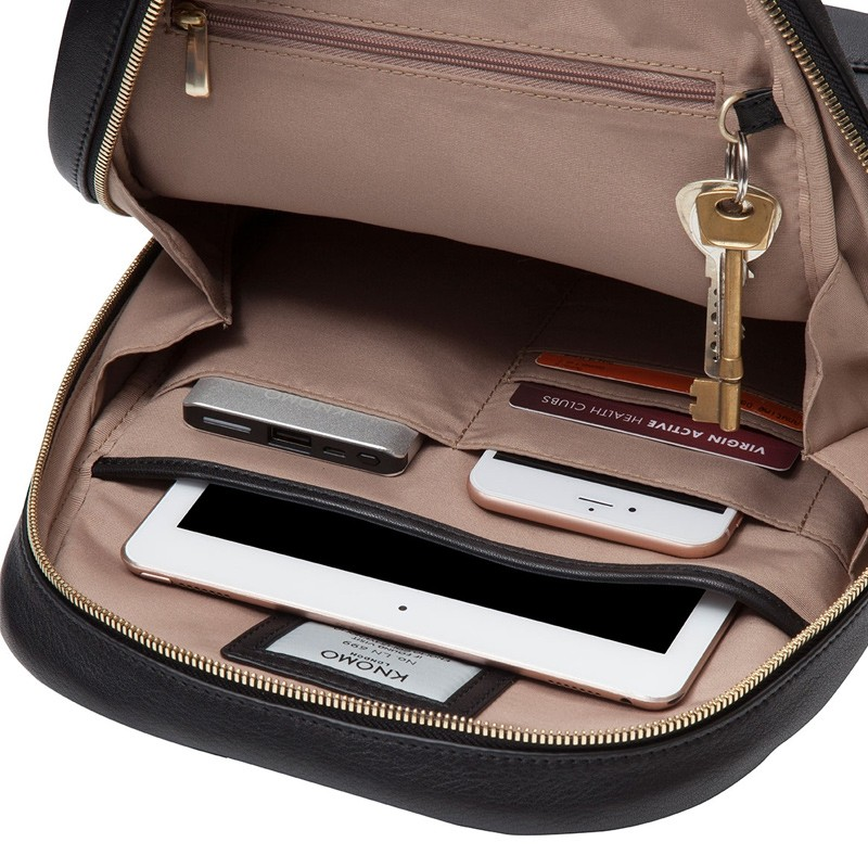 Knomo - Mini Mount 10 inch Tablet Rugzak Black 05