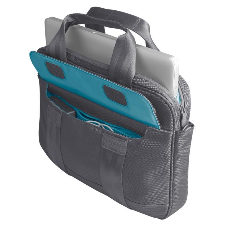 Be-ez LErush laptoptas voor 13inch Lagoon/Dream - 3