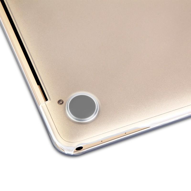 Moshi iGlaze Macbook 12 inch Clear - 4