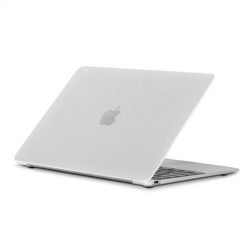 Moshi iGlaze Macbook 12 inch Clear - 5