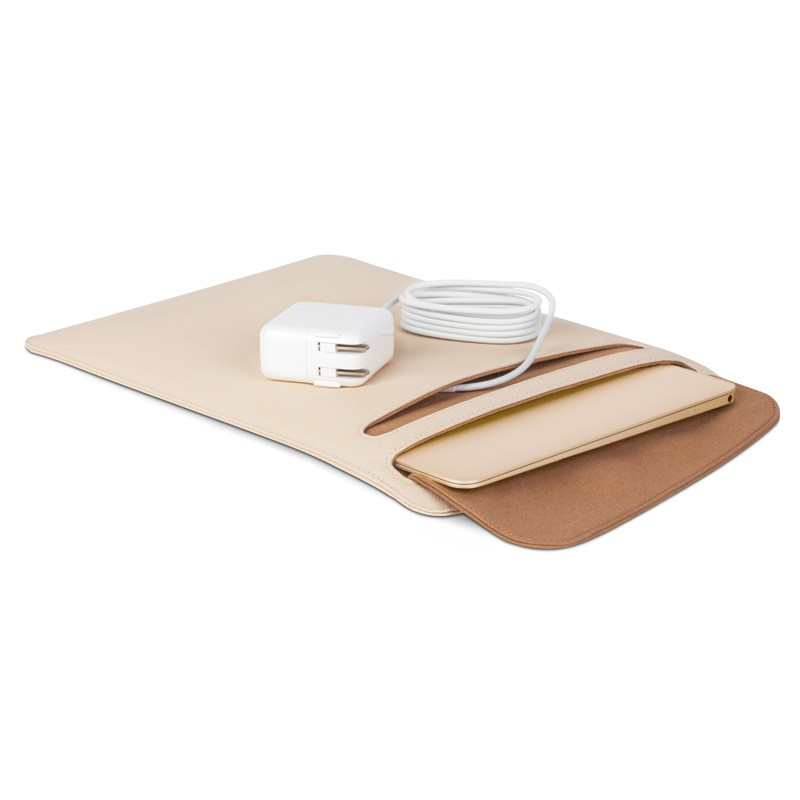 Moshi Muse Macbook 12 Sahara Beige - 6