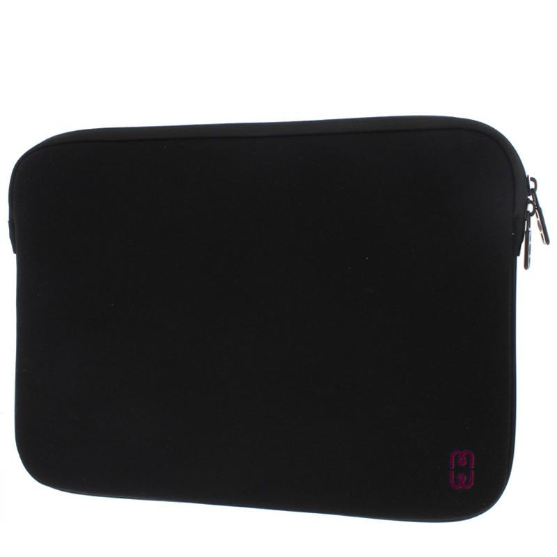 MW - MacBook Air 13 inch 2016 Black/Cherry 02