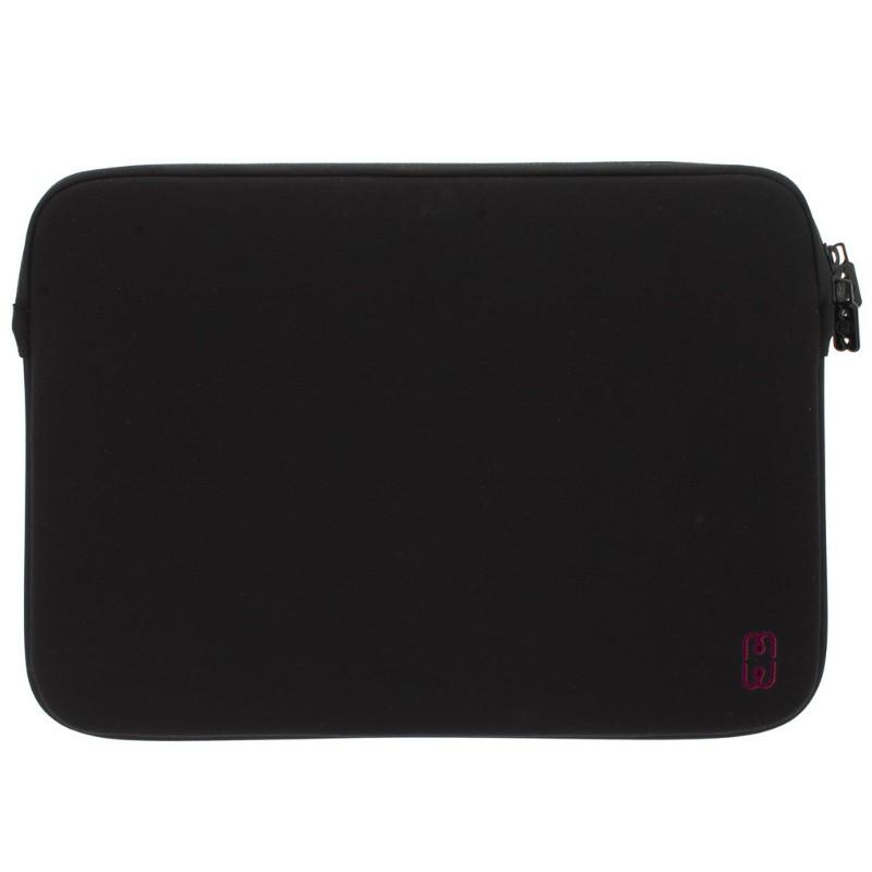 MW - MacBook Air 13 inch 2016 Black/Cherry 01