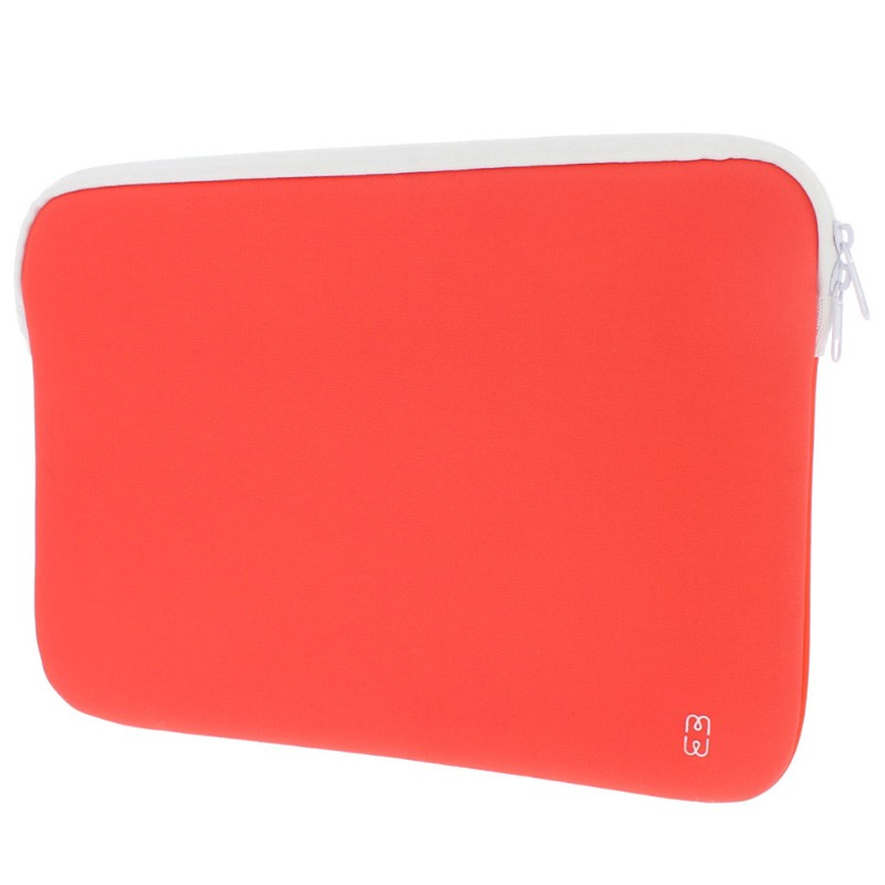 MW - MacBook Pro 13 inch 2016 Sleeve Coral/White 02