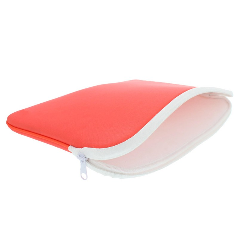 MW - MacBook Pro 13 inch 2016 Sleeve Coral/White 03