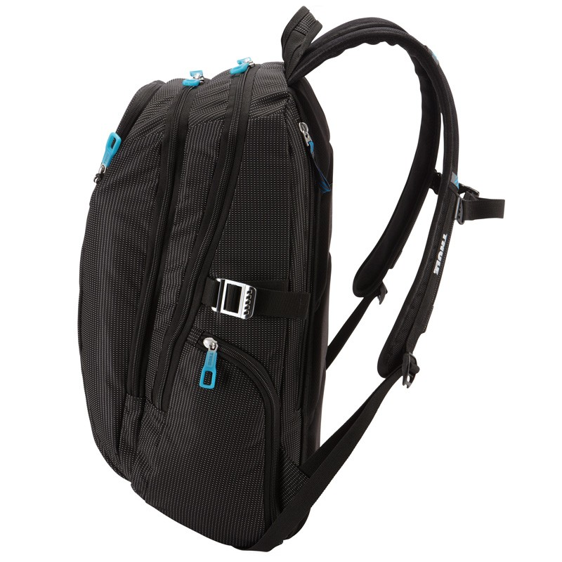 Thule Crossover Backpack 15,6 inch Black - 4
