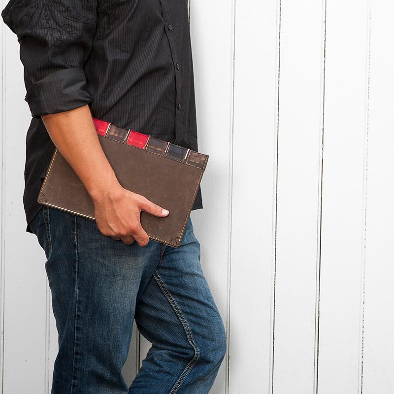 Twelve South - BookBook voor Apple Macbook Pro 13 inch Brown 10