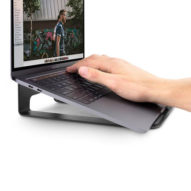 Twelve South - ParcSlope voor MacBook en iPad Pro Black 04