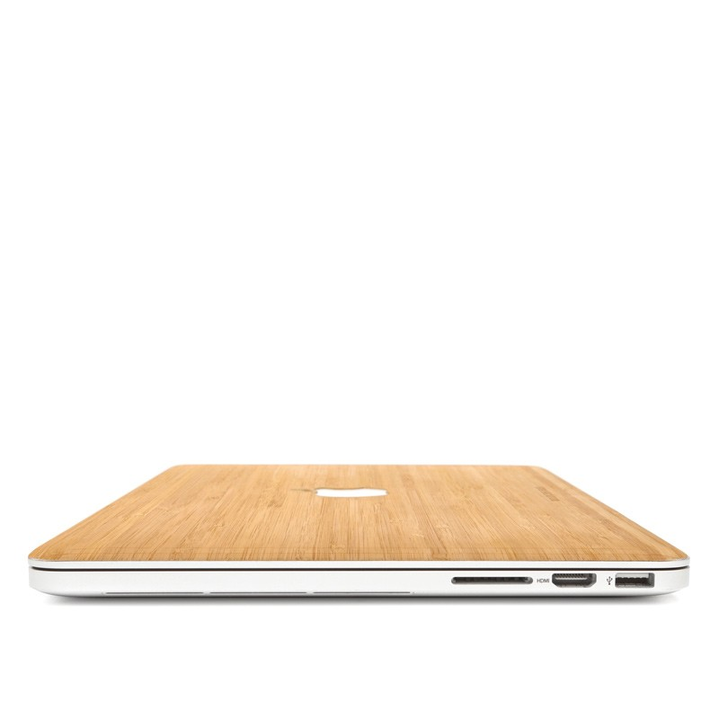 Woodcessories - EcoSkin Apple MacBook 12 inch Bamboo 01