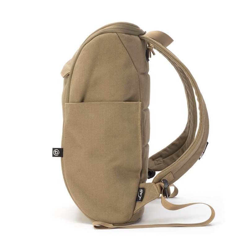 Booq Daypack 15,6 inch Laptop Rugzak Clay-Canvas 03