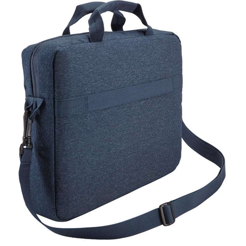 Case Logic Huxton Attache 13,3 inch Midnight Blue - 3