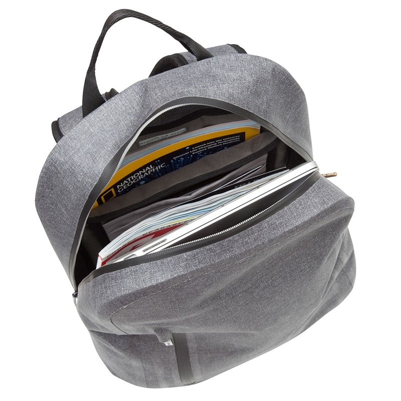 Knomo - Harpsden 14 inch Laptoprugzak Grey 03