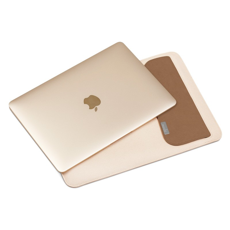 Moshi Muse Macbook 12 Sahara Beige - 3