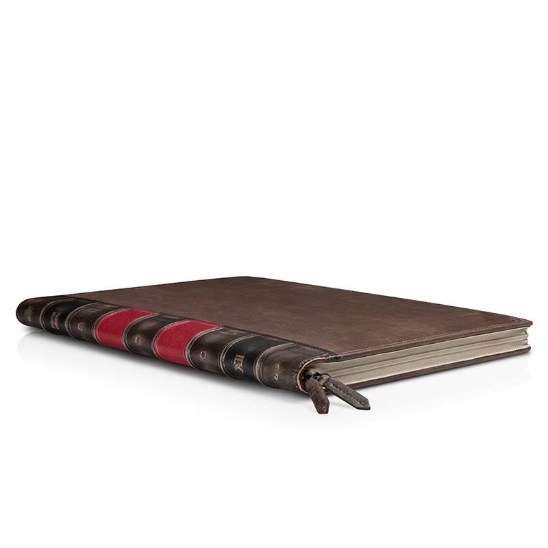 Twelve South - BookBook voor Apple Macbook Pro 13 inch Brown 03