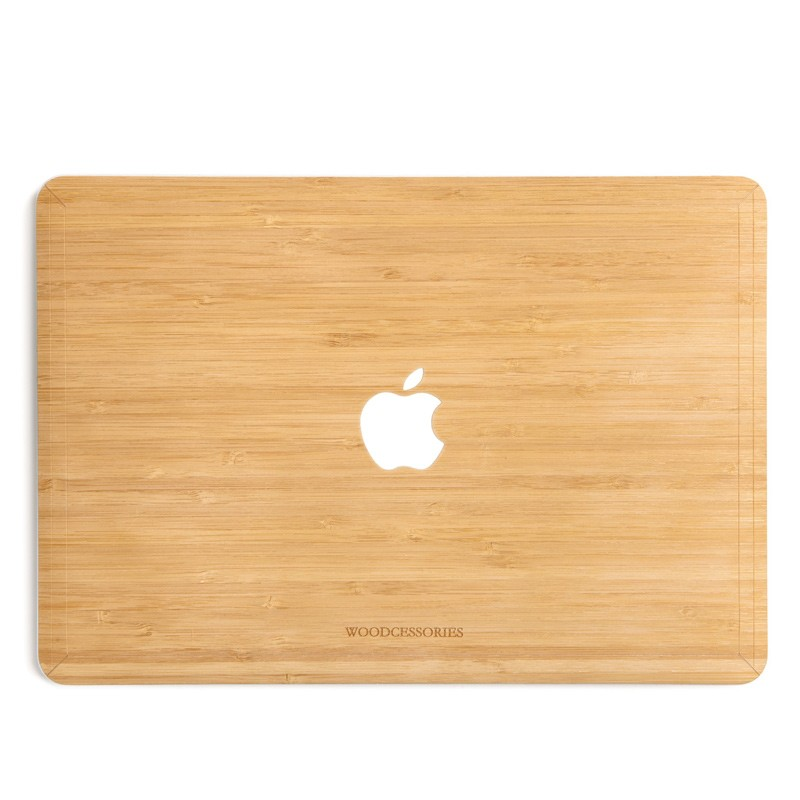 Woodcessories - EcoSkin Apple MacBook 12 inch Bamboo 03