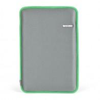 Incase Neoprene Sleeve Plus MacBook Air 11 inch grey/green - 1