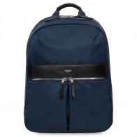 Knomo - Beauchamp 14 inch Laptop Rugzak Navy Blue 01