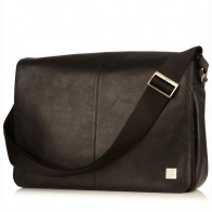 Knomo - Bungo 15,6 inch Laptop Messenger Black 01