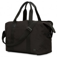 Knomo - Munich 15 inch Weekendtas Black 01