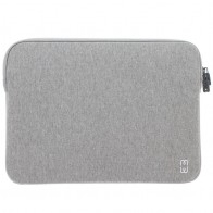MW - MacBook Pro 15 inch 2016 Sleeve Grey/White 01