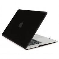 Tucano Nido Hard Shell Macbook 12 inch Black - 1