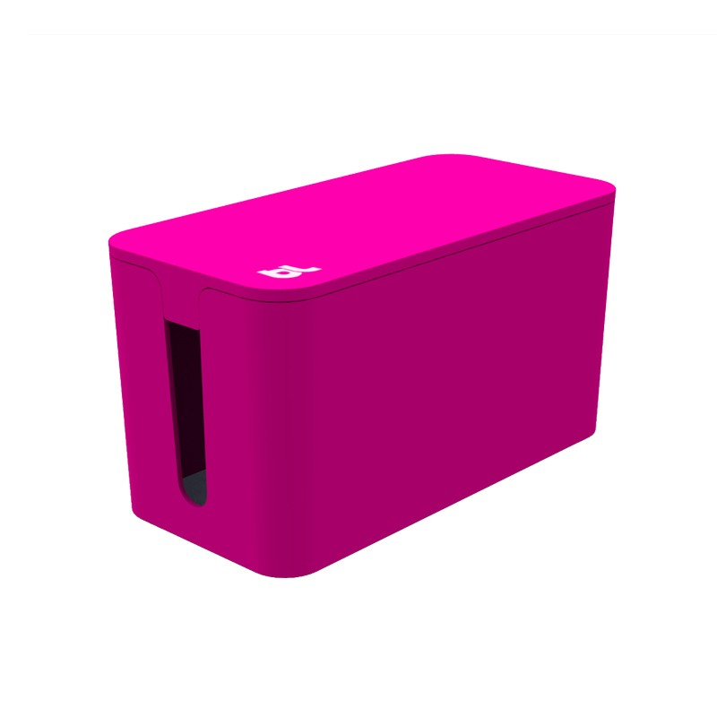 Bluelounge Cablebox Mini Pink  - 1