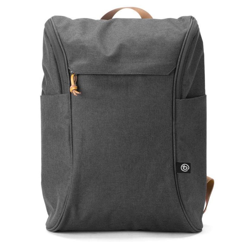 Booq - Daypack 15,6 inch Laptop Rugzak Black Tan 01