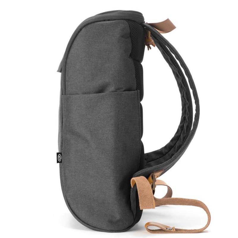 Booq - Daypack 15,6 inch Laptop Rugzak Black Tan 03