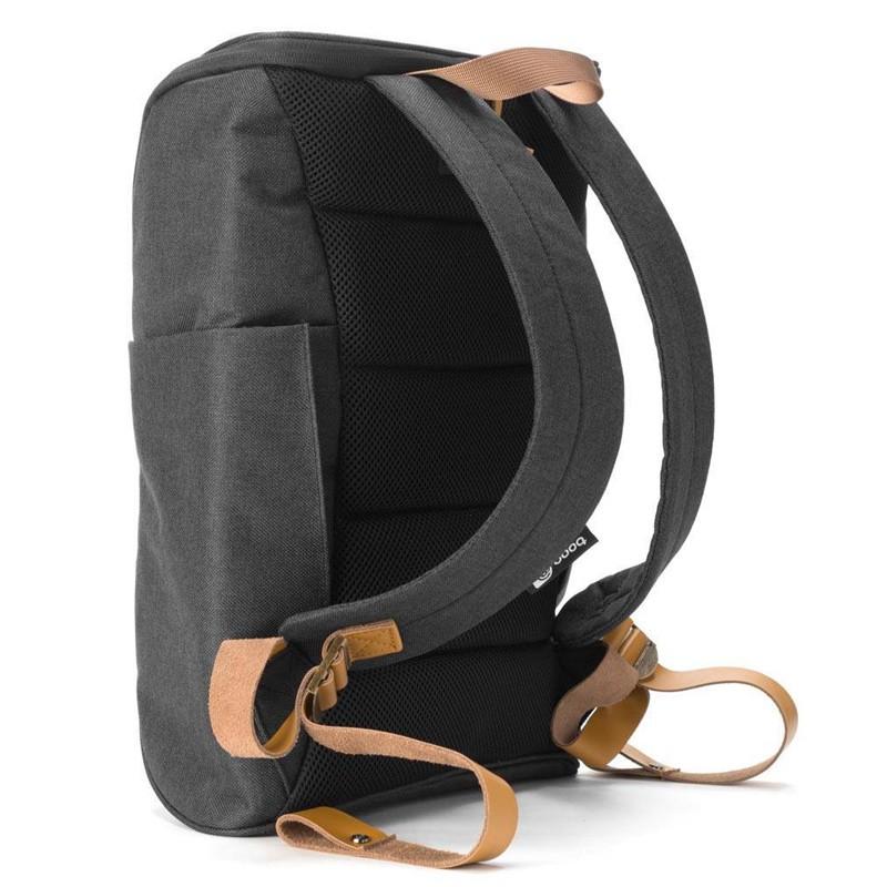Booq - Daypack 15,6 inch Laptop Rugzak Black Tan 04