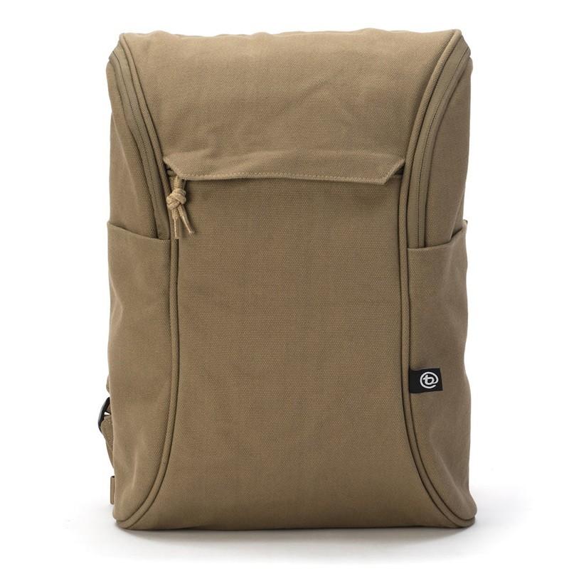 Booq Daypack 15,6 inch Laptop Rugzak Clay-Canvas 02