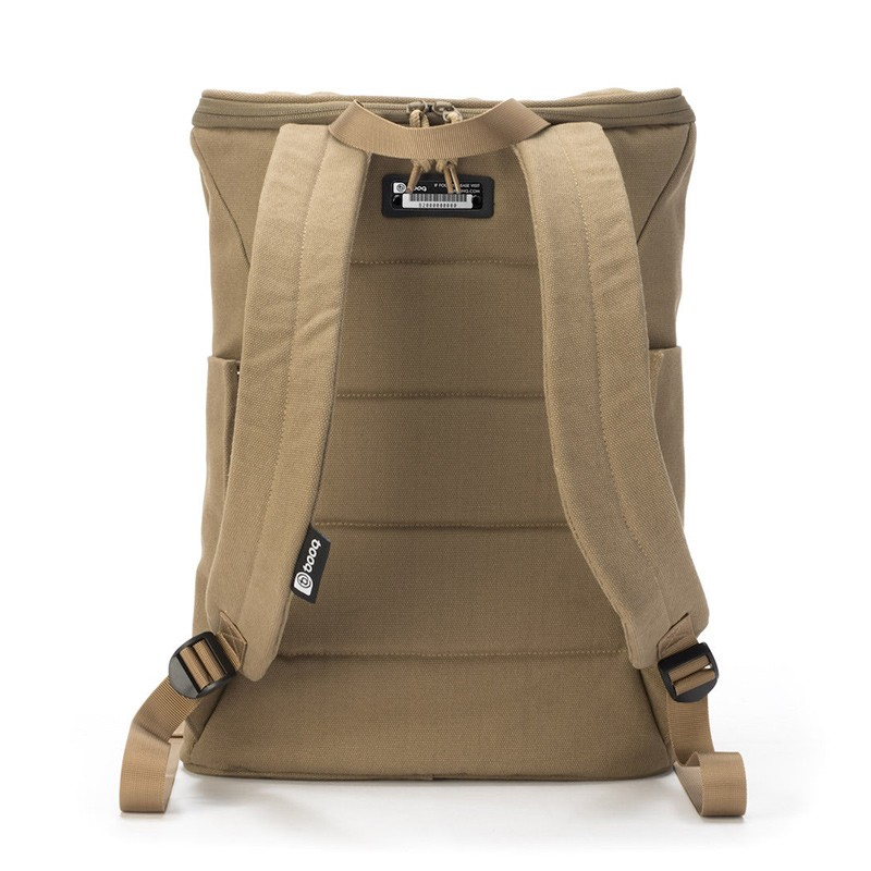Booq Daypack 15,6 inch Laptop Rugzak Clay-Canvas 05