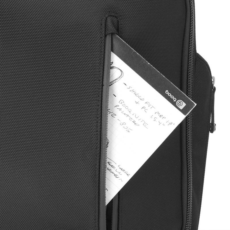 Booq Pack Pro Laptop Rugzak Black 12