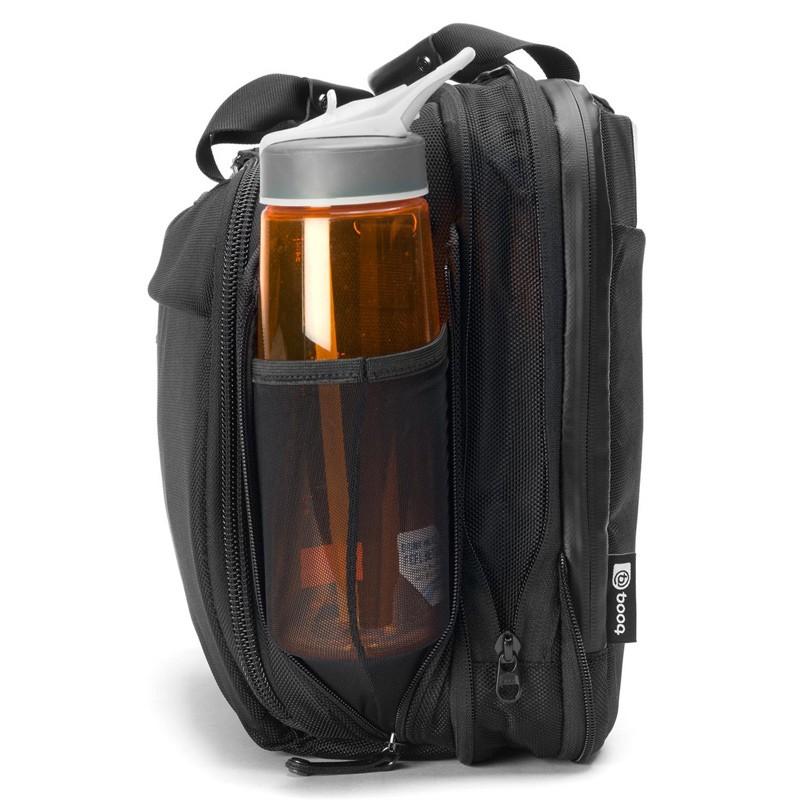 Booq - Saddle Pro 16,4 inch Laptoptas Black 06
