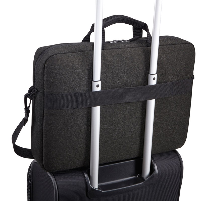 Case Logic Huxton Attache 15,6 inch Midnight Blue - 5